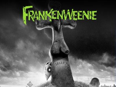 Frankenweenie Poster Arrives Screen Invasion