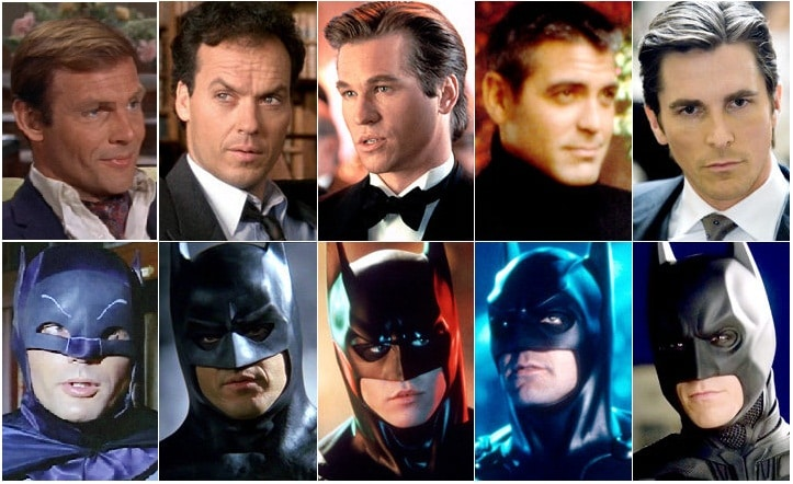With The Dark Knight Rises Hitting Theaters Tomorrow It Marks The Occasion When One Single Actor Was Able To Play The Titular Role For Three Straight