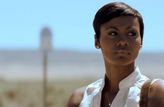 Emayatzy Corinealdi in Ava DuVernay's Middle of Nowhere