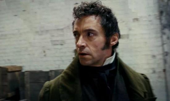 Hugh Jackman in Tom Hooper's Les Misérables
