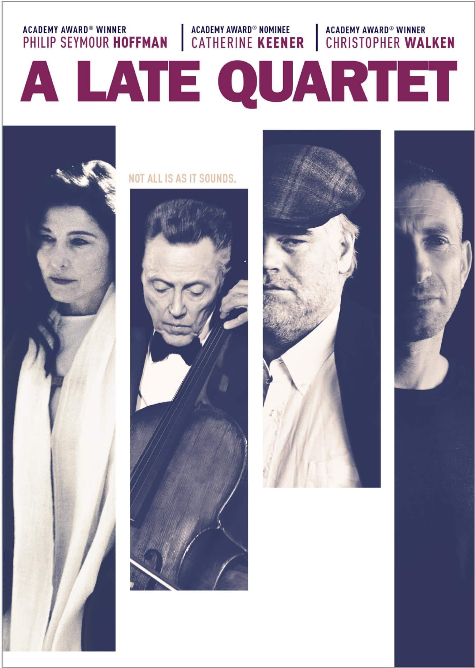 Musical Films - A Late Quartet