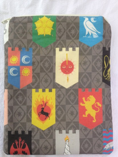 geeky ipad cases game of thrones