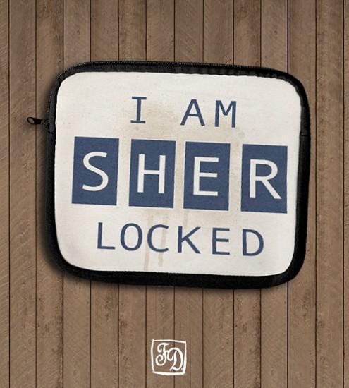geeky ipad cases sherlock
