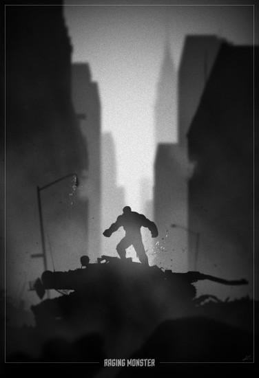 superhero-noir-art-hulk