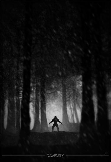 superhero-noir-art-wolverine