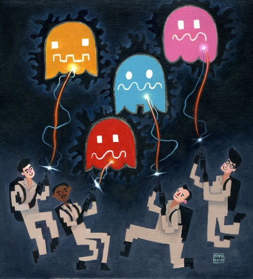geek-art-ghostbusters-mikeatron