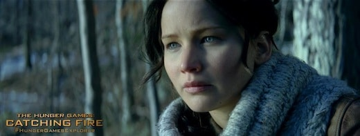 Catching Fire Trailer and Stills