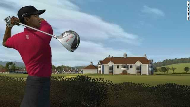 Tiger Woods PGA Tour '14