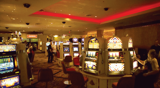Casino Scenes