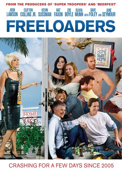 Freeloaders box art