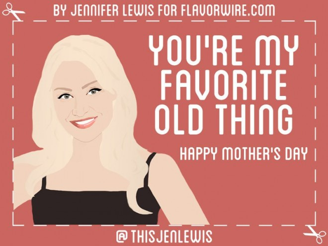 Arrested Development Mother's Day Card
