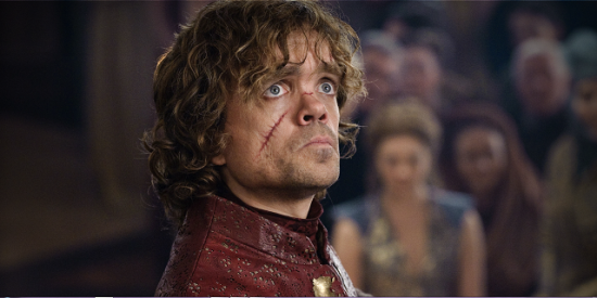 Tyrion Lannister in 'Second Sons'