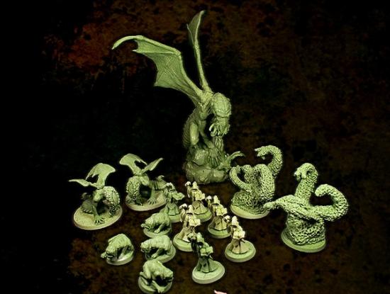 Cthulhu faction