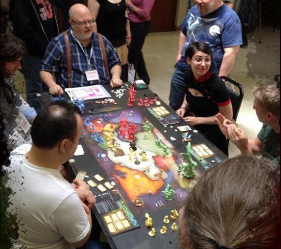 Cthulhu Wars game