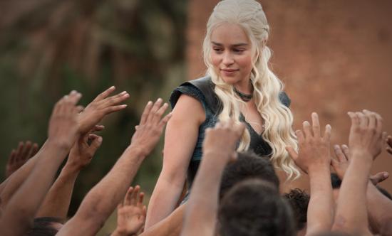 Game of Thrones episode 'Mhysa'