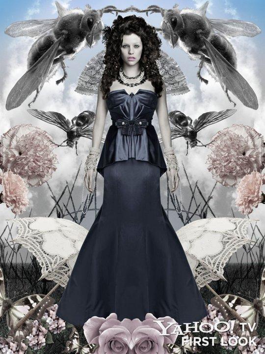 Jessica de Gouw Hot Dracula Jessica de Gouw Mina
