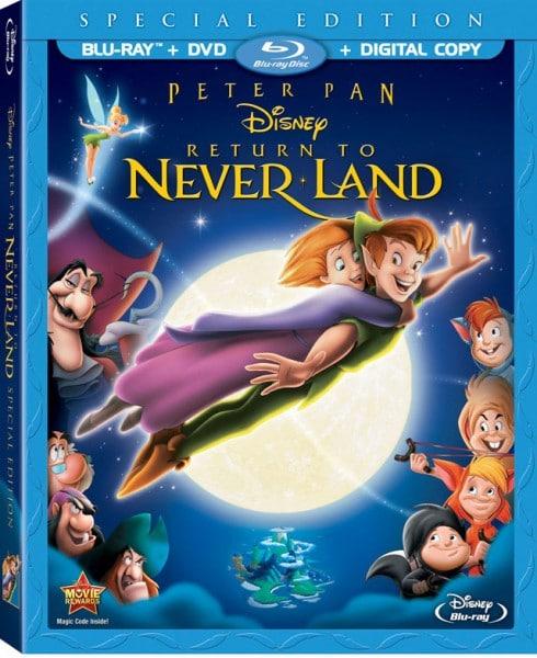 peter-pan-return-to-neverland-blu-ray-reveiew