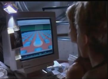 Jurassic Park hacking