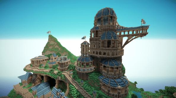 Minecraft temple minecraft temple minecraft
