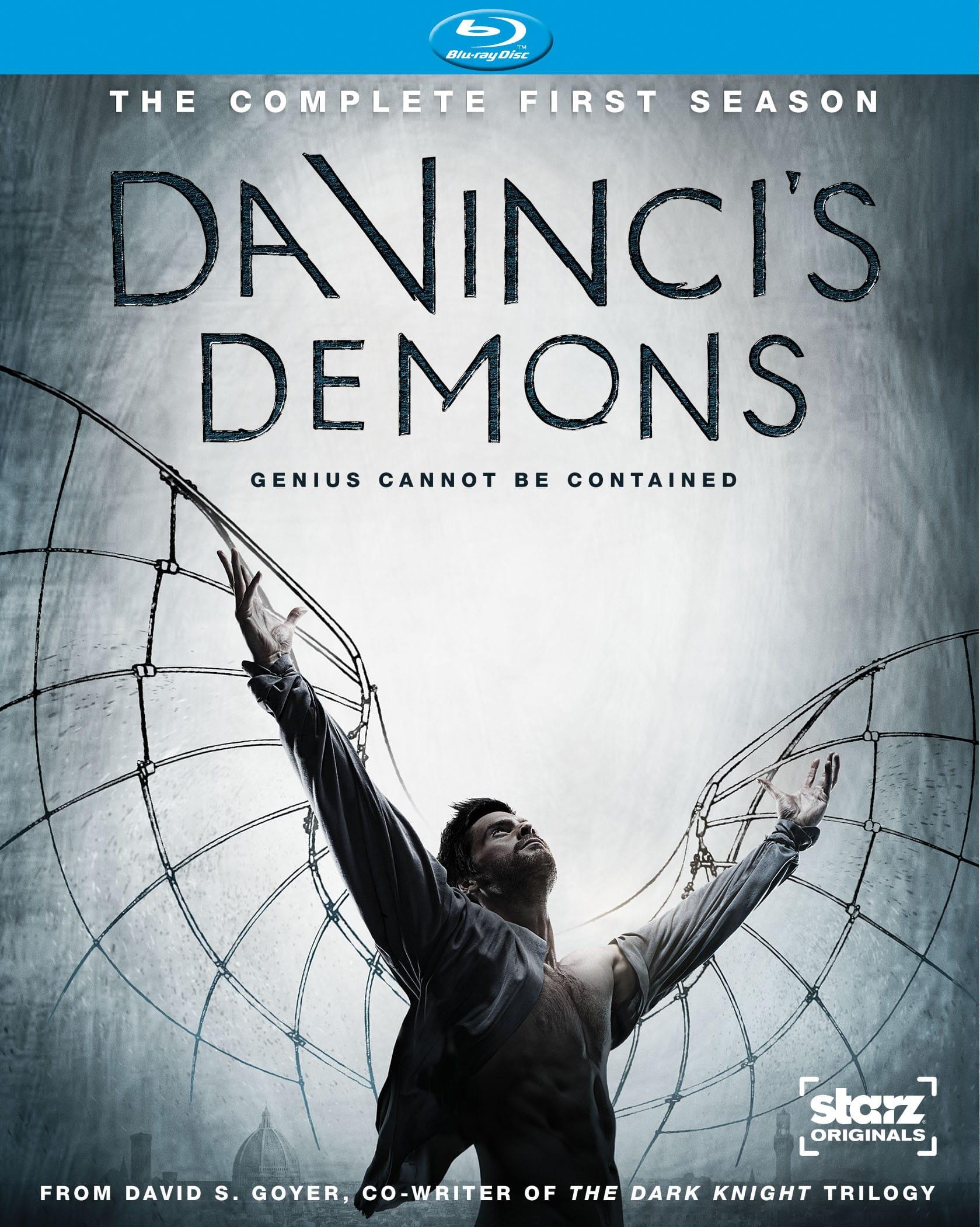 Davinci's Demons Blu-Ray