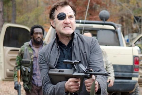 Walking Dead Governor