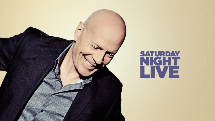 SNL Boy Dance Party Bruce Willis
