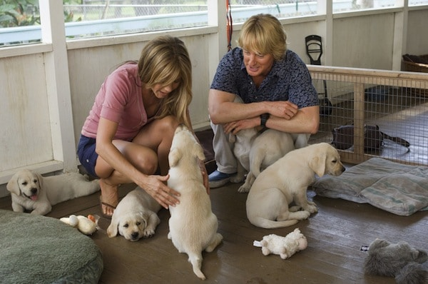 FILM: MARLEY AND ME