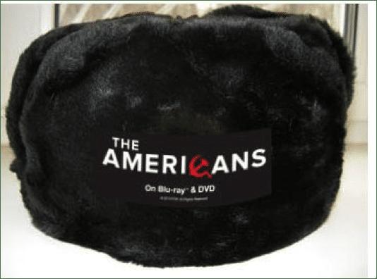 the americans season 1 hat