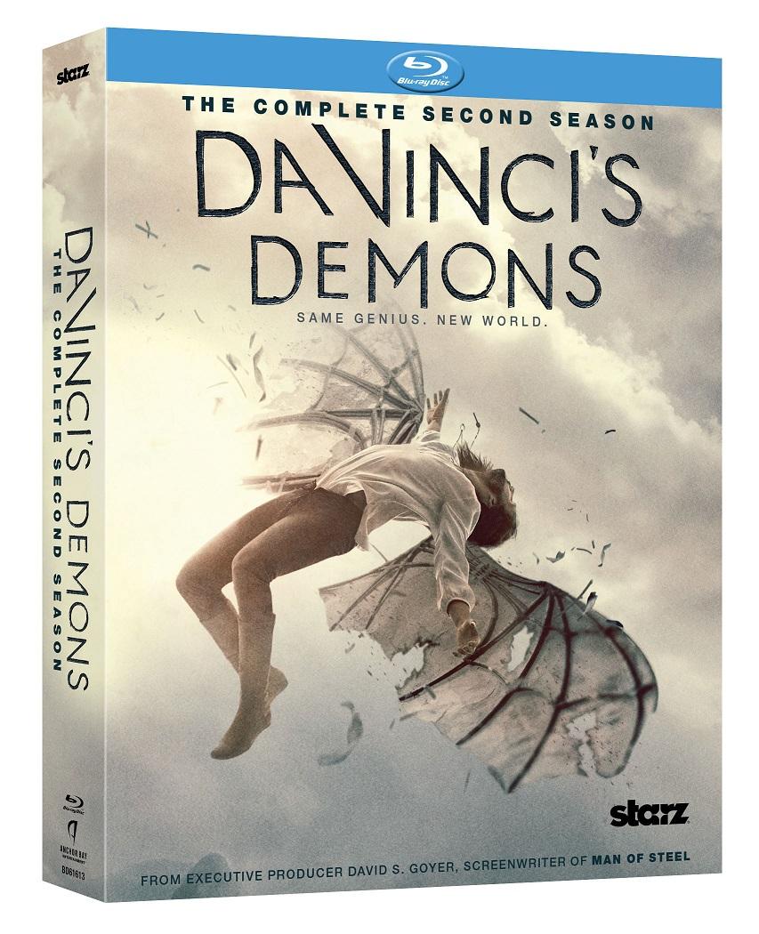 Da Vinci's Demons S2 Final Key Art - BD 3D