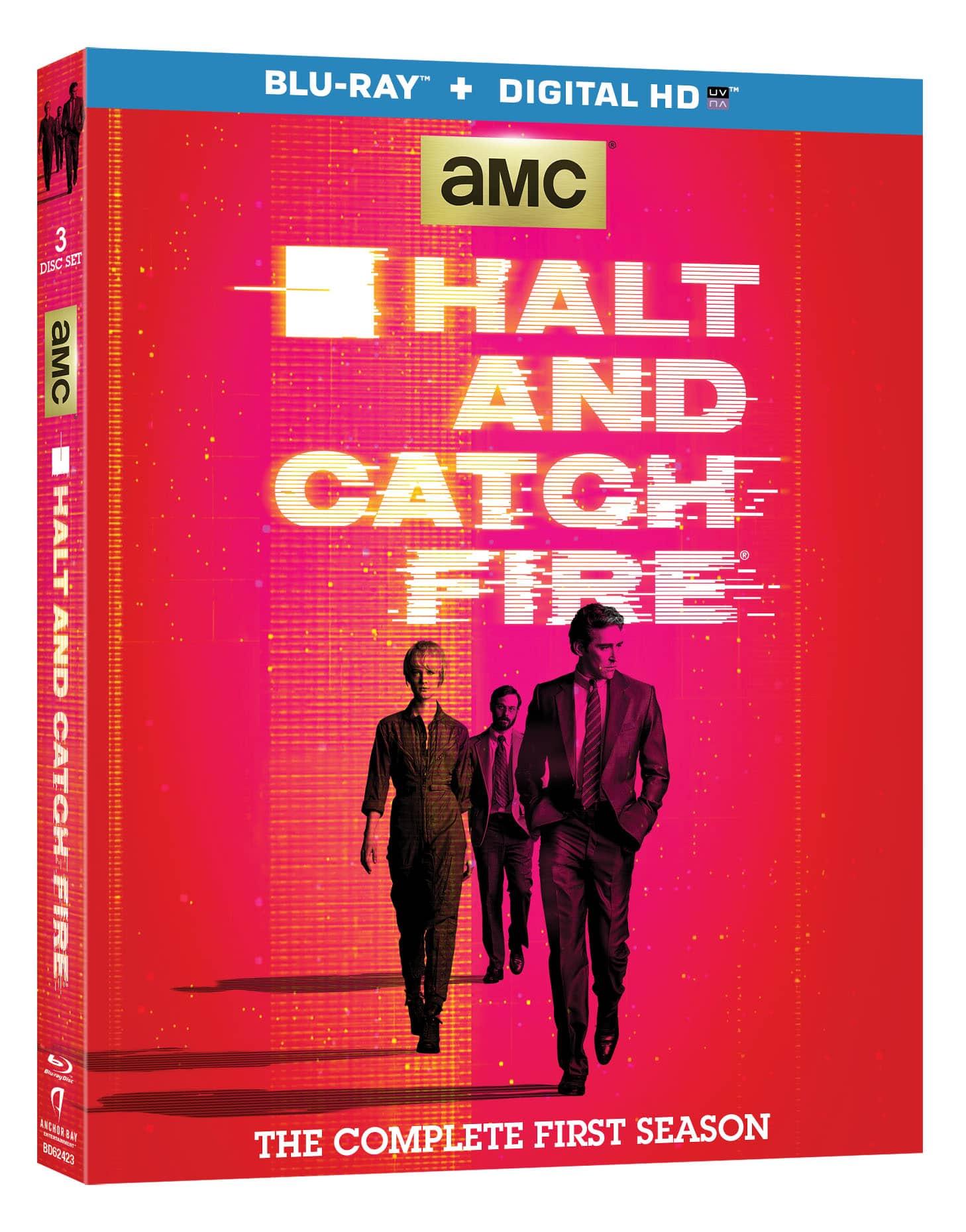 Halt & Catch Fire BD 3D