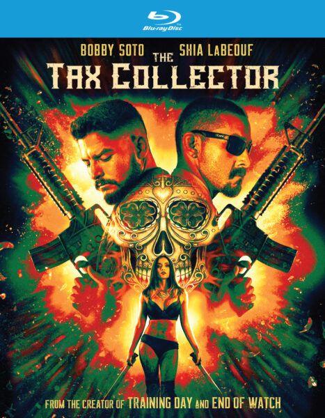 tax collector blu-ray