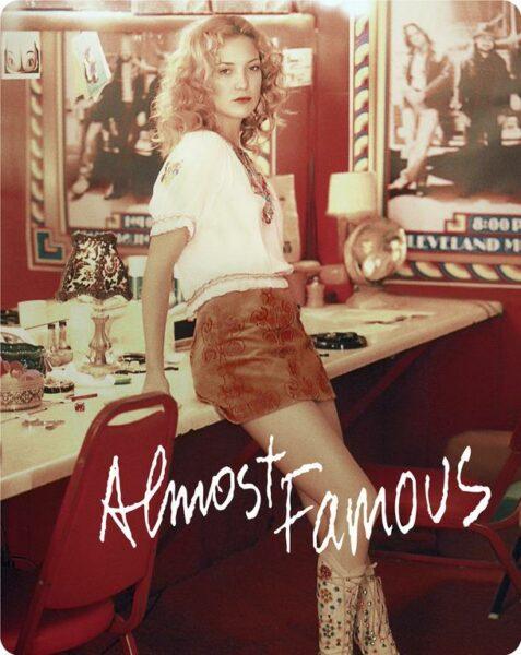 Almost Famous Steelbook 4K